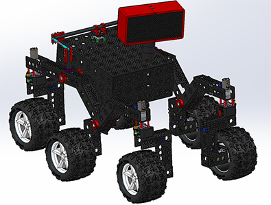 Opensource Rover