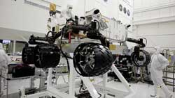 Curiosity (Mars Science Laboratory)