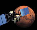 Mars Express spacecraft