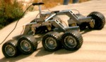 "Image of ""8-wheeler"" rover"