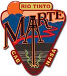 MARTE project logo