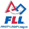 NASA and FLL logos
