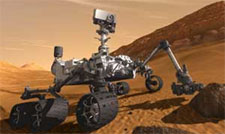 6 wheel rover