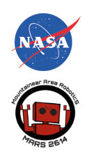 NASA and MARS Logo