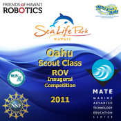 Scout Class ROV
